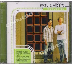 Kyau & Albert : WORLDVIBE Trance 2CD Album Edition